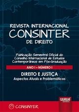 Revista CONSINTER de Direito